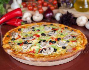 евтина пица в Русе - Пица Карузо