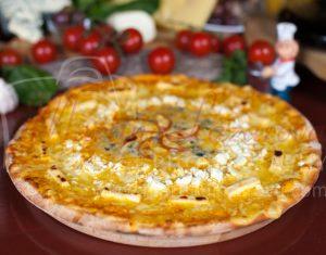 пица с четри вида сирене Русе