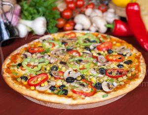 Вагетарианска пица в Русе - Пица Вегетариана